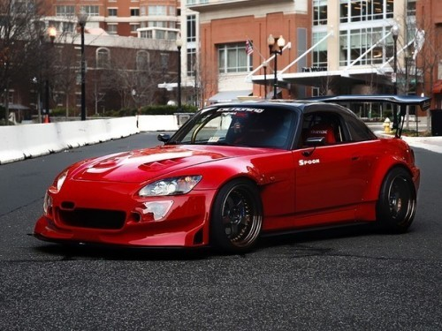 红头党梦想之车,本田S2000