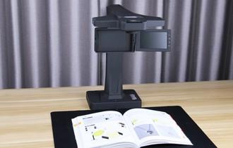 书中自有黄金屋 试用良田BS1000P扫描仪