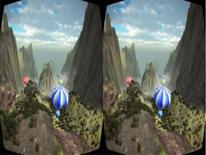 飞鼠装滑翔VR