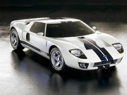 勒芒四冠王,福特GT40复活