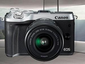 摄影其实很简单 佳能EOS M6微单体验说