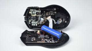 做工精细 雷柏VT350双模鼠标拆解图赏