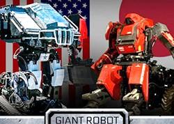 全球格斗机器人即将开战
