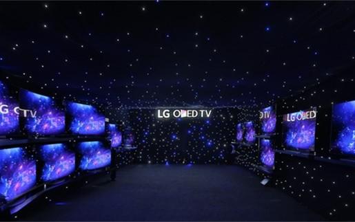 五款新型OLED电视推荐
