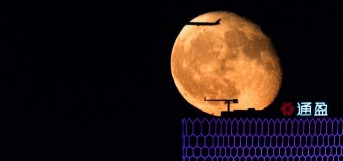 天狗又来吃月亮?拍摄月食要注意这些