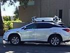 苹果测试无人车