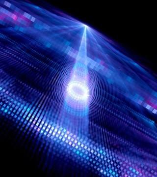 量子通信自带安全光环 筑未来网络防御