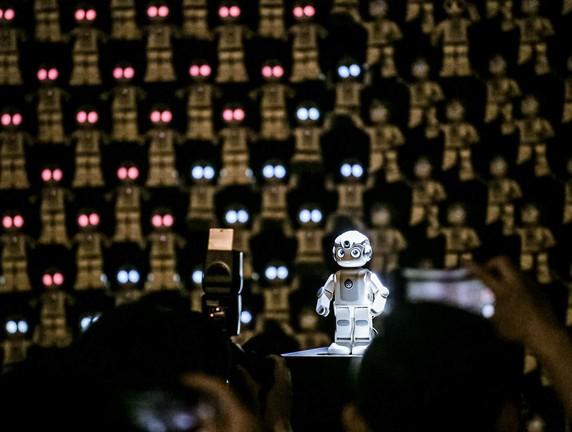 优必选机器人操作系统ROSA  AI机器人生态率先落地