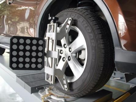 轮胎老化避免不了岁月侵蚀