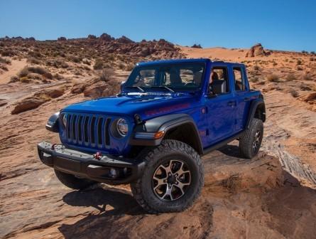 尽情撒欢,Jeep牧马人柴油版