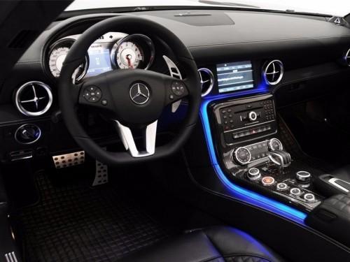 《坐井观车》奔驰SLS AMG鉴赏