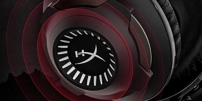 职业选手的选择 HyperX黑鹰S 7.1耳机