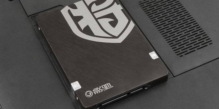 0.76元1G 影驰 铁甲战将480G SSD厉害了
