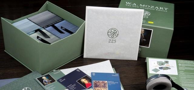 200CD超大体积 莫扎特逝世225周年合集