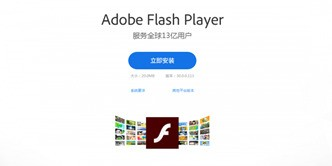 中国特供版Flash被曝搜集用户隐私