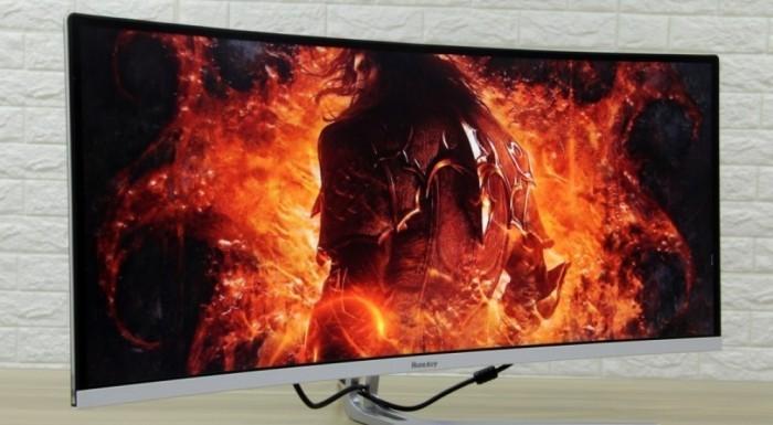巨幕游戏体验 航嘉X3481CK电竞新品评测