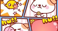 秋田君小漫画73-81
