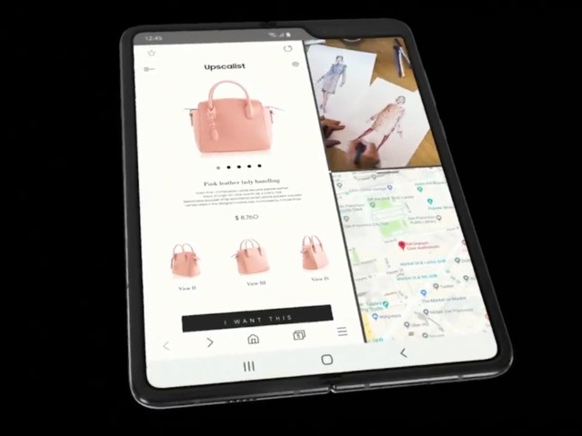 科技早报:三星发布Galaxy Fold 及 S10 系列新品