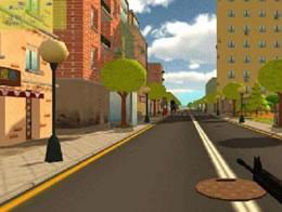 小镇保卫战VR