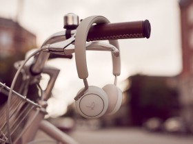 Libratone头戴式蓝牙耳机