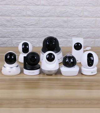8款智能摄像机横评 比比谁才是火眼金睛