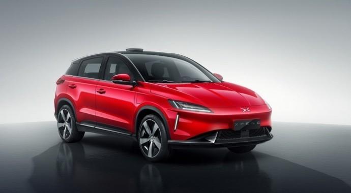 又一个造车新势力  小鹏纯电动汽车G3