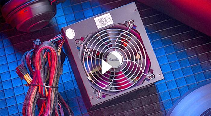 这就是金牌电源:40秒读懂航嘉WD600K