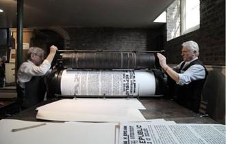 走进爱尔兰国家印刷博物馆