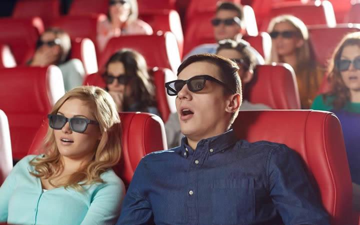 1922年商演 3D电影的过去/现在/未来