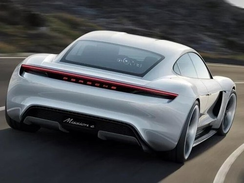 保时捷增加对电动车投资