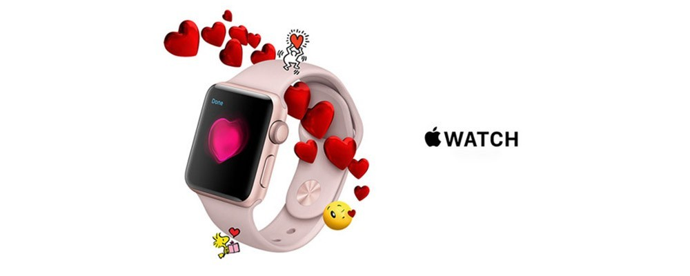 Apple Watch 3情人节活动:第二只半价