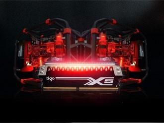 梦幻灯光秀 金泰克X5 3200MHz内存促