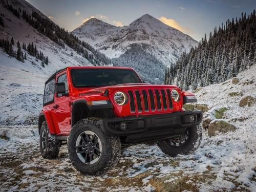 极致越野Jeep Wrangler JL