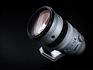 X系列白炮 富士正式发布XF 200mm F2 R