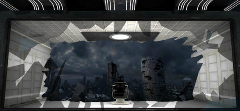 分歧者虚拟现实场景体验