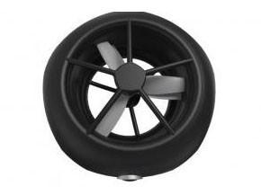 这不是汽车轮胎 这是一架轮胎型无人机