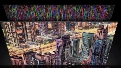 三星电视:业界领先的Blue QLED技术