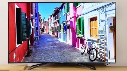 海信叠屏电视X65F首测