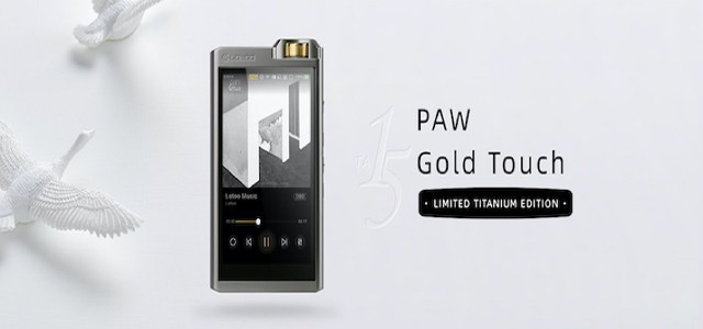 Ready购?PAW Gold Touch(Titanium)限量发售