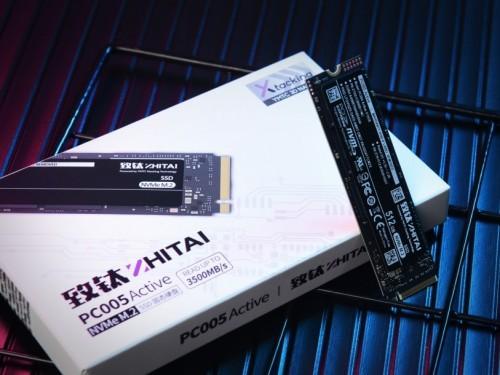 致钛PC005 Active SSD首测:探索Xtacking架构