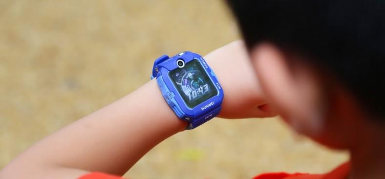 寓教于乐安全守护 华为儿童手表4X评测