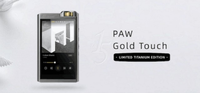 Ready購?PAW Gold Touch(Titanium)限量發售