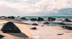 海边护眼高清图片壁纸
