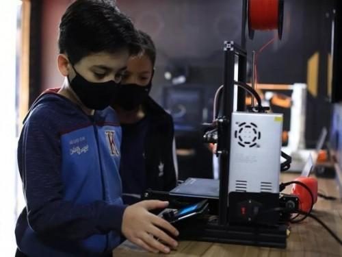 3D打印机在巴西火了!