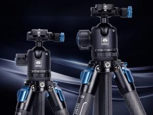 思锐首款26.5mm管径微单三脚架发布