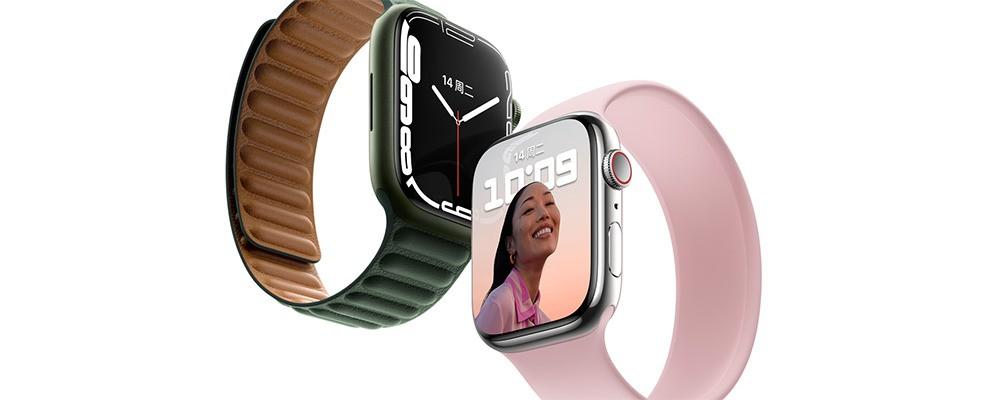新Apple Watch发布 更大更完美