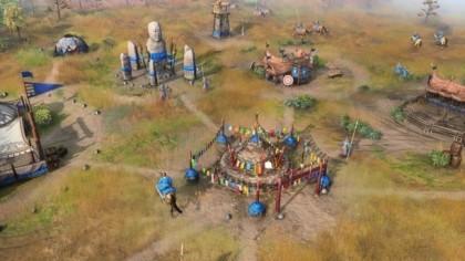 《帝国时代4》公布初始文明介绍