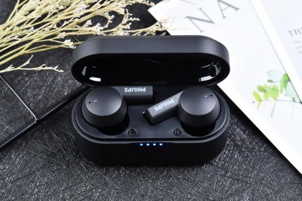 千元内降噪与音质得兼 飞利浦T5505真无线降噪耳机评测