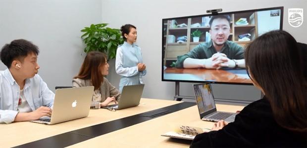 会议不设限 飞利浦平板用科技引爆灵感