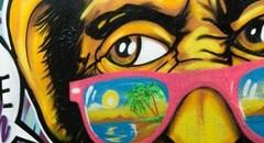街头涂鸦高清图片壁纸